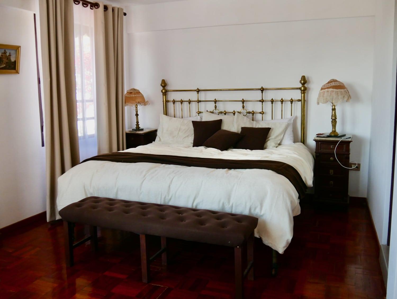 Chambre d'hotel El jardin de Su Merced