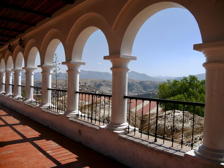 Panorama du mirador de la Recoleta à Sucre