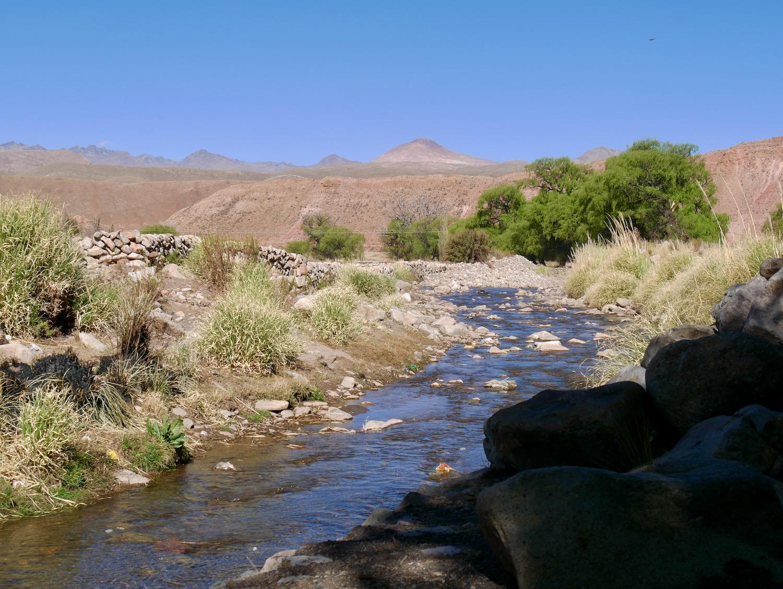 La rivière de Cayara