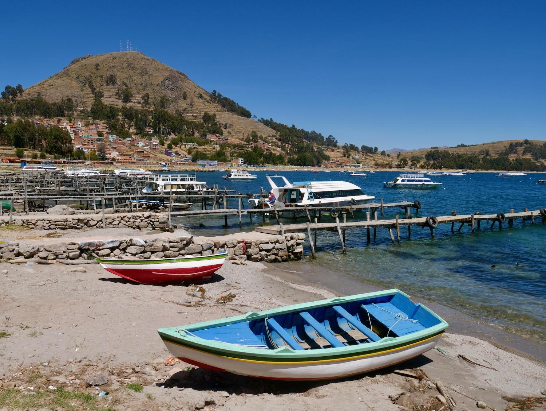 Copacabana: porte d'entrée Bolivienne sur le Lac Titicaca