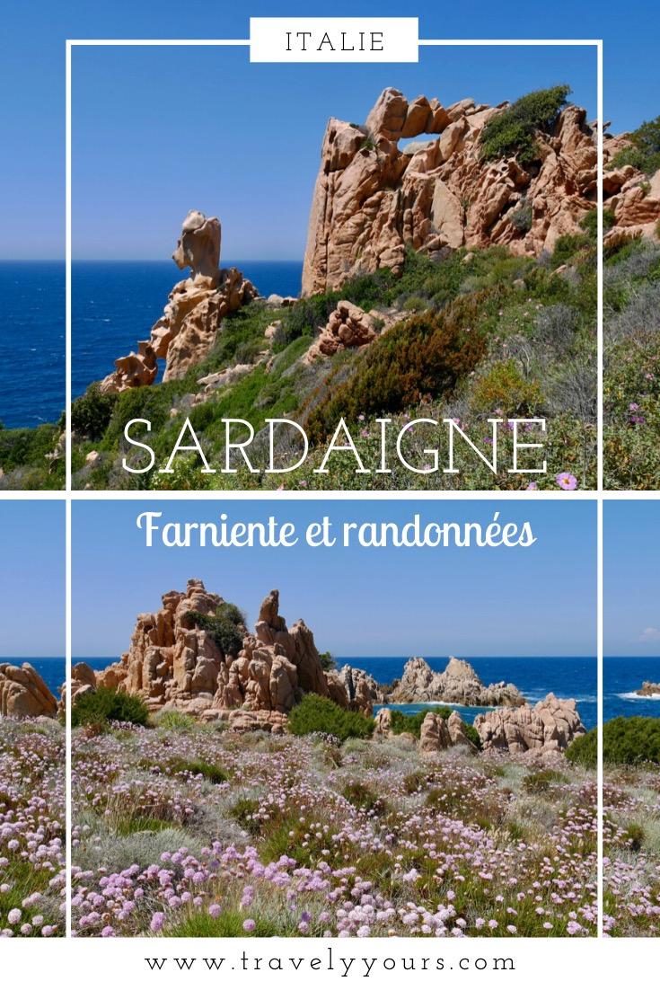 Epingle Pinterest Farniente et randonnées en Sardaigne