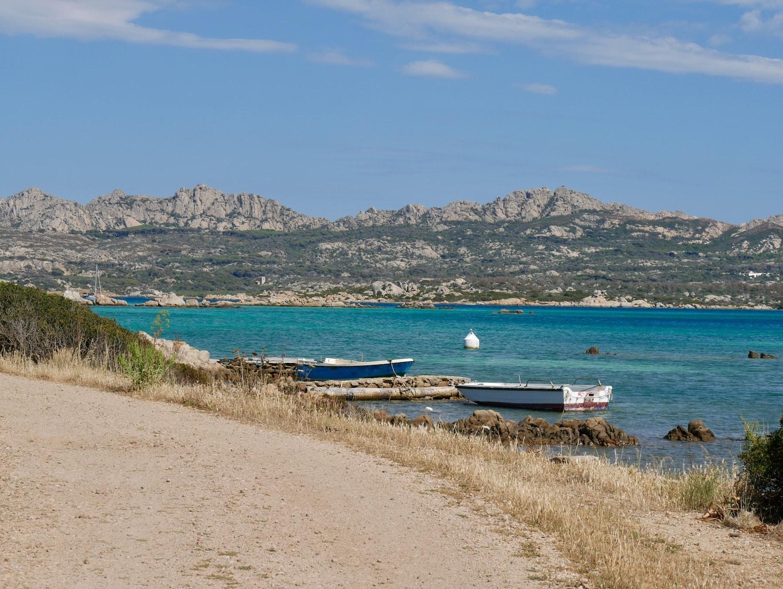 L'île Caprera sur l'archipel de la Maddalena